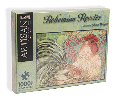 9780741246912: Bohemian Rooster 1000 PC Puzzle