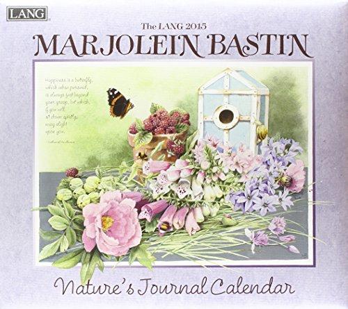 9780741246998: The Lang Marjolein Bastin Nature's Journal Calendar