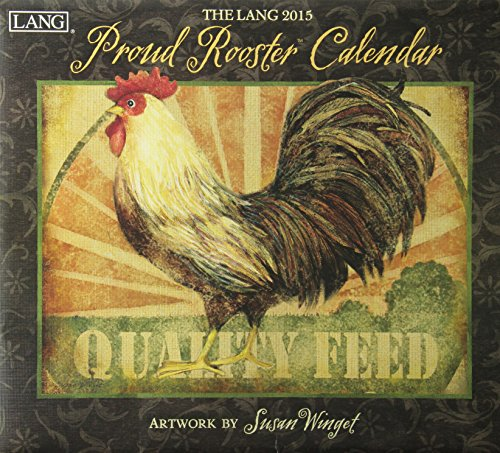 9780741247056: The Lang Proud Rooster Calendar
