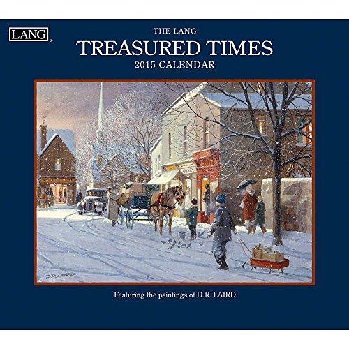 9780741247179: The Lang Treasured Times 2015 Calendar