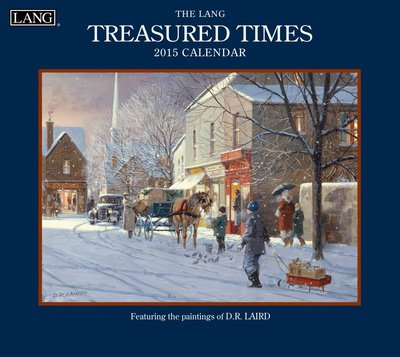 9780741247179: The Lang Treasured Times 2015 Calendar