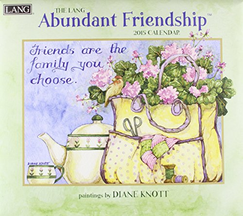 9780741247223: The Lang Abundant Friendship 2015 Calendar