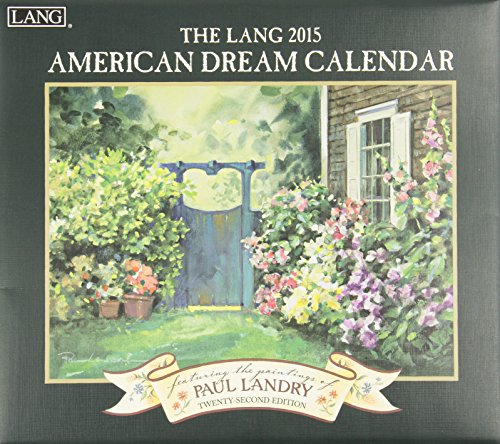 9780741247247: The Lang American Dream Calendar
