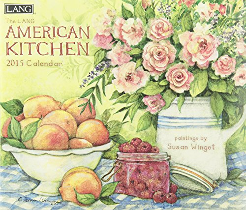 9780741247254: The Lang American Kitchen 2015 Calendar