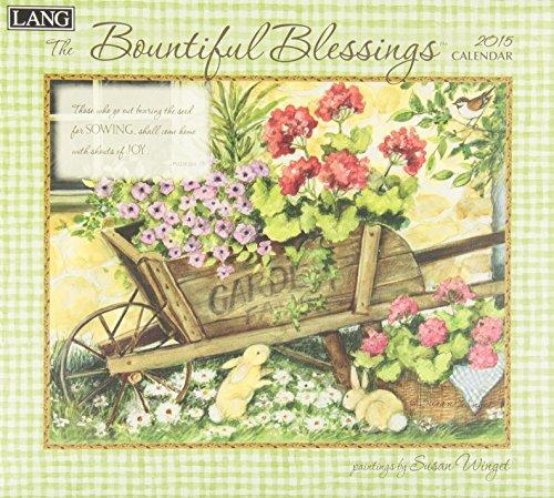 9780741247353: The Bountiful Blessings 2015 Calendar