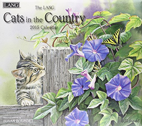 9780741247377: The Lang Cats in the Country 2015 Calendar
