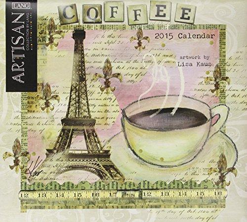 9780741247391: Coffee 2015 Calendar