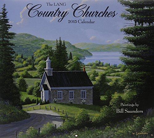 Country Churches 2015 Calendar