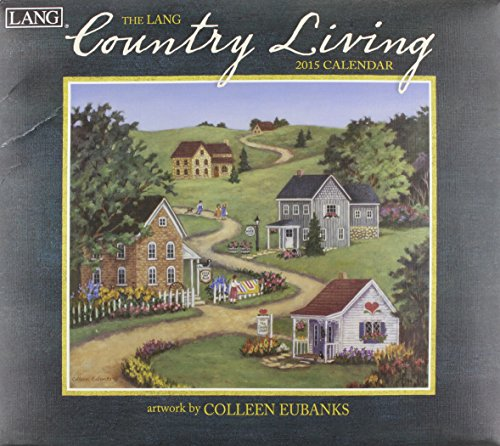 9780741247445: The Lang Country Living 2015 Calendar