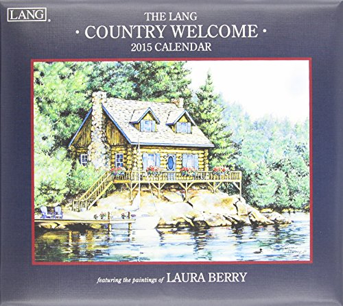 9780741247469: The Lang Country Welcome 2015 Calendar