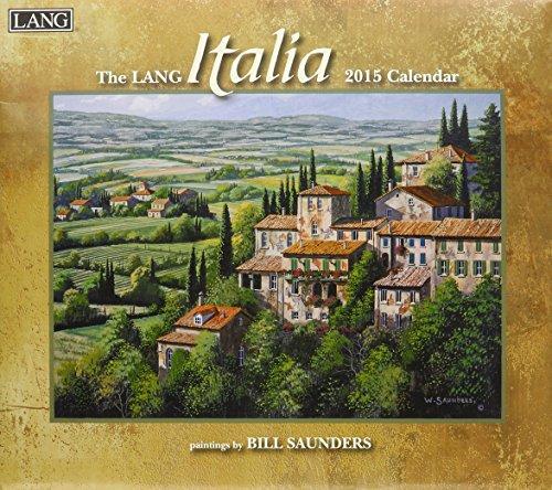 9780741247636: The Lang Italia 2015 Calendar