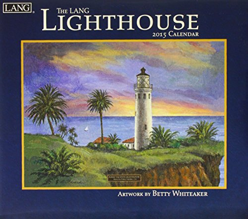 9780741247681: The Lang Lighthouse 2015 Calendar