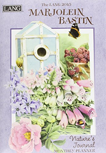 9780741247995: Marjolein Bastin Nature's Journal 2015 Monthly Planner