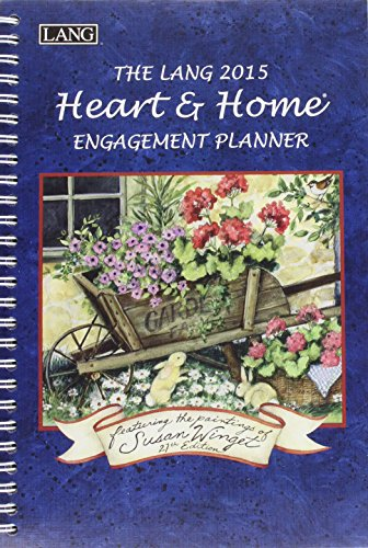 Heart & Home 2015 Planner: Perfect Timing, Inc.