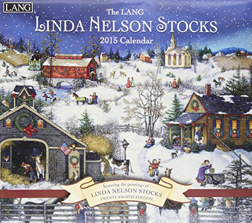 9780741249074: The Lang Linda Nelson Stocks Calendar
