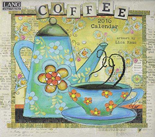 9780741249876: Coffee 2016 Calendar