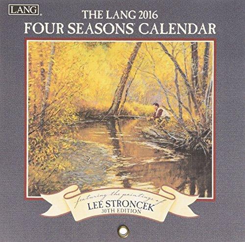 9780741250124: Four Seasons 2016 Calendar
