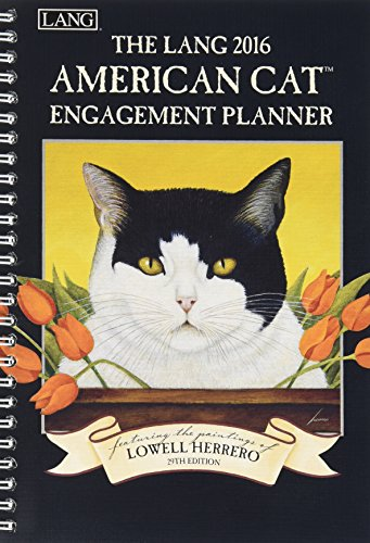 American Cat 2016 Planner: Timing, Perfect