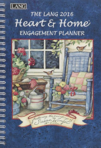 9780741250681: Heart & Home 2016 Planner