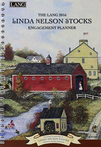 9780741250735: Linda Nelson Stocks 2016 Planner