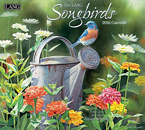 9780741250773: Songbirds 2016 Calendar
