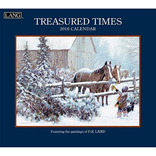 9780741250797: Treasured Times 2016 Calendar