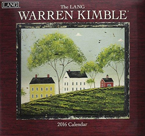 9780741250810: Warren Kimble 2016 Calendar