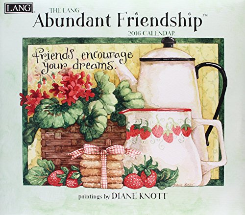 9780741250858: The Lang Abundant Friendship 2016 Calendar