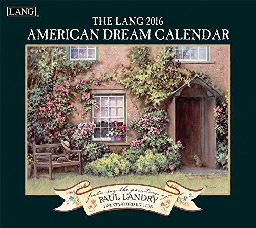 9780741250872: American Dream 2016 Calendar