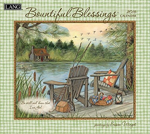 9780741250940: Bountiful Blessings 2016 Calendar
