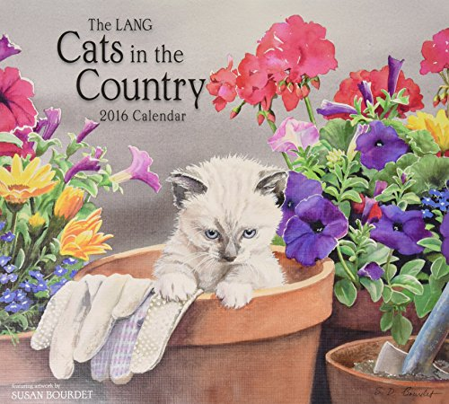 9780741250964: Cats in the Country 2016 Calendar