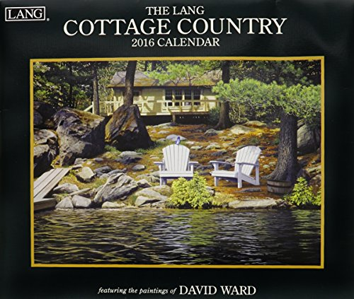 9780741250995: The Lang Cottage Country 2016 Calendar