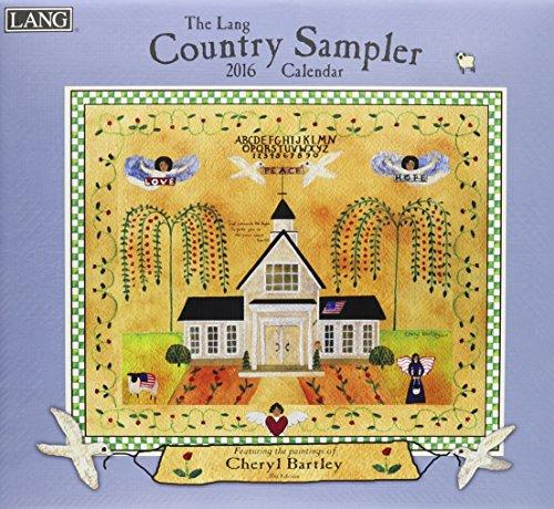 9780741251039: Country Sampler 2016 Calendar