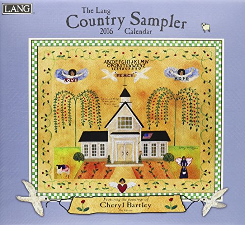 9780741251039: Country Sampler 2016 Calendar
