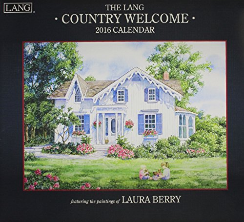 9780741251046: Country Welcome 2016 Calendar