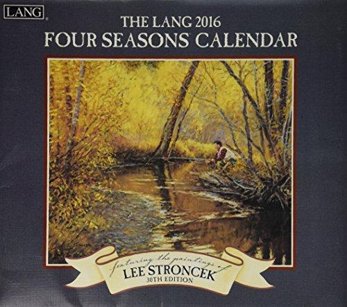9780741251084: Four Seasons 2016 Calendar