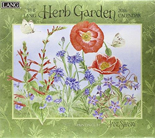 9780741251114: Herb Garden 2016 Calendar