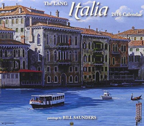 9780741251169: Italia 2016 Calendar