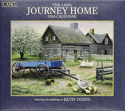 9780741251176: The Lang Journey Home 2016 Calendar