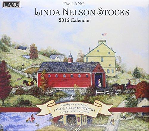 9780741251213: Linda Nelson Stocks 2016 Calendar