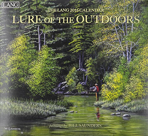9780741251268: Lure of the Outdoors 2016 Calendar
