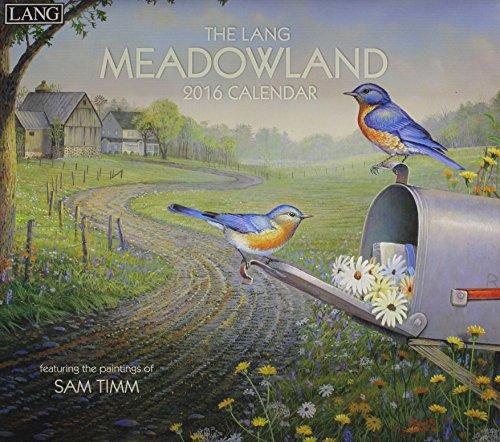 9780741251282: Meadowland 2016 Calendar