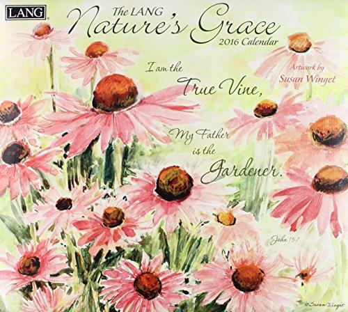 9780741251299: Natures Grace 2016 Calendar