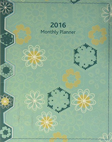 9780741251510: Pinwheels August 2015 - December 2016 Monthly Planner