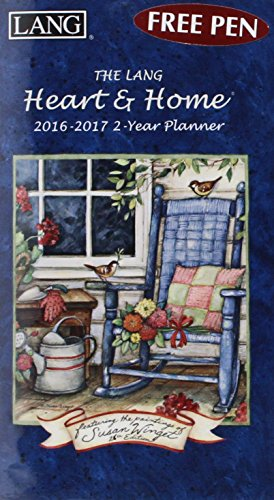 9780741251640: Heart & Home 2016-2017 Two Year Planner