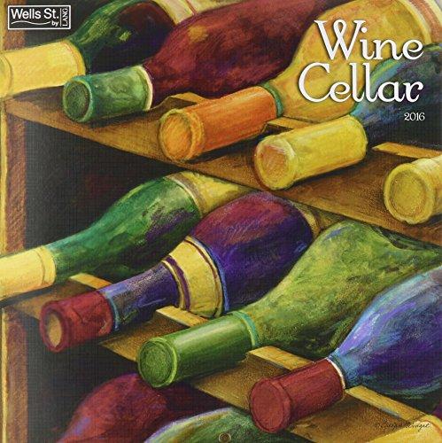 9780741252128: Wine Cellar 2016 Calendar