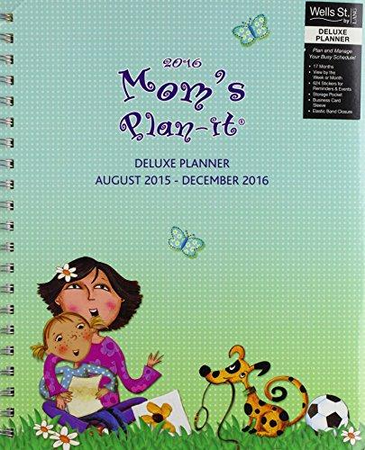 9780741252159: Moms 2016 Planner