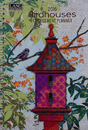 9780741252883: Birdhouses 2016 Planner (Lang Artisan Collection)