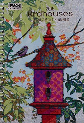 9780741252883: Birdhouses 2016 Planner