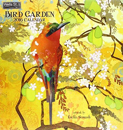 9780741253477: Bird Garden 2016 Calendar